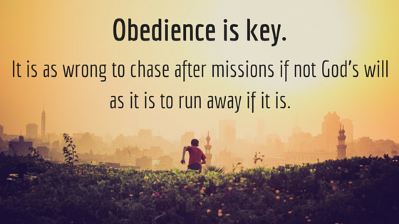 Obedience is Key